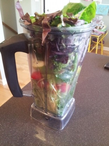 Compost Pile Smoothie