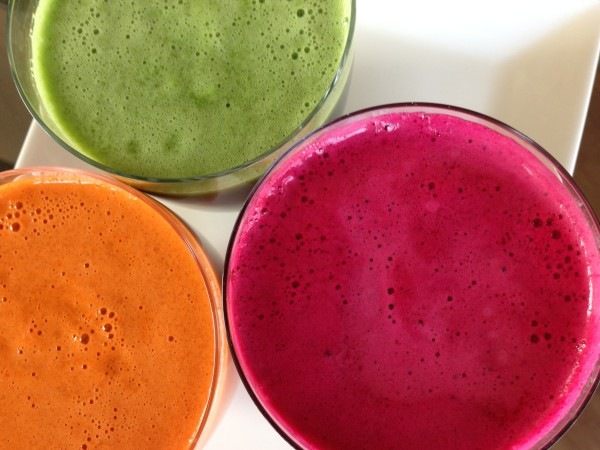 5 Cancer-Fighting Juices