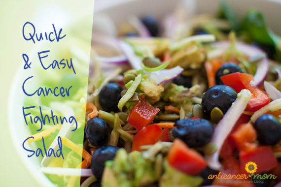 Cancer Fighting Salad