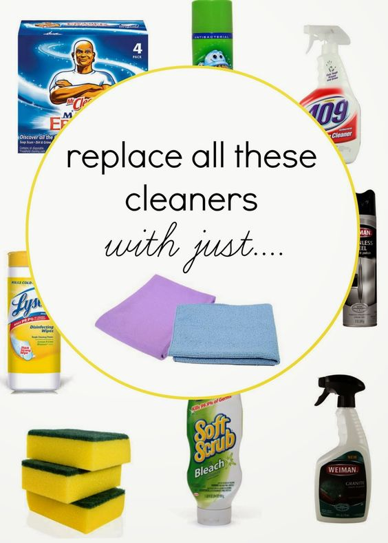 How To Clean Your House Without Chemicals Using Just
